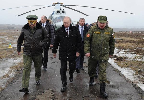 Rosja szykuje się do wojny? Moskwa zarządza kolejne sprawdziany gotowości