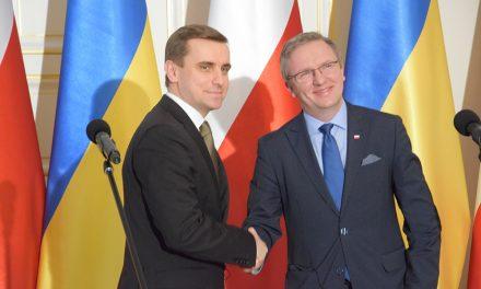 Polska-Ukraina wspólnie w Europie
