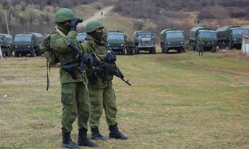 Ukraina ma swoich szpiegów w rosyjskiej armii? FSB zatrzymała na Krymie dwóch swoich żołnierzy za szpiegostwo