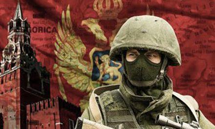 Rosja finansowała przewrót w Czarnogórze