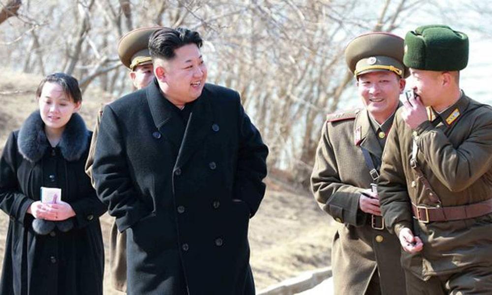 Dwa bombowce USA przeleciały nad Półwyspem Koreańskim