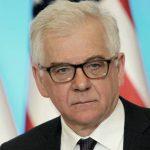 Mocne słowa szefa MSZ o działaniach Rosji