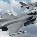 Portugalskie F-16 zmusiły do lądowania śmigłowiec z Rosjanami