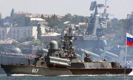 Admirał: Eskalacja na wodach Morza Azowskiego i Czarnego to pełzająca agresja Rosji wobec południowej flanki NATO
