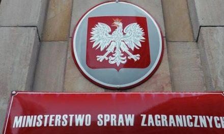 Kryzys konstytucyjny w Mołdawii. Wspólne oświadczenie Polski, Wielkiej Brytanii, Francji, Niemiec i Szwecji