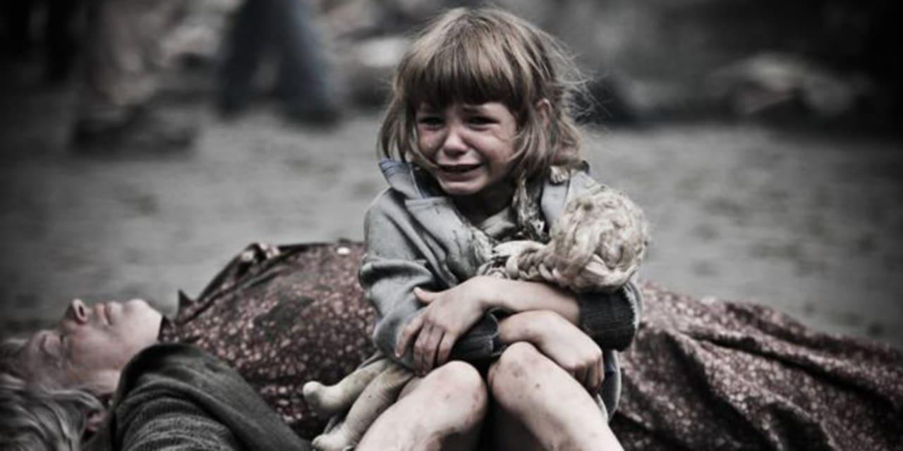 W ciągu 5 lat wojny w Donbasie rosyjscy najeźdźcy zabili ponad 240 dzieci