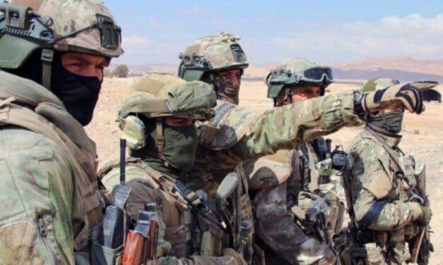 Rosja ponosi nowe straty w Syrii. FSB straciła czterech snajperów w rejonie Aleppo