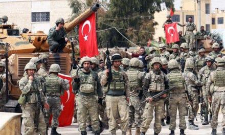 Erdogan: Weszliśmy do Syrii na zaproszenie narodu syryjskiego. Nie odejdziemy stamtąd, będziemy nadal niszczyć żołnierzy al-Asada