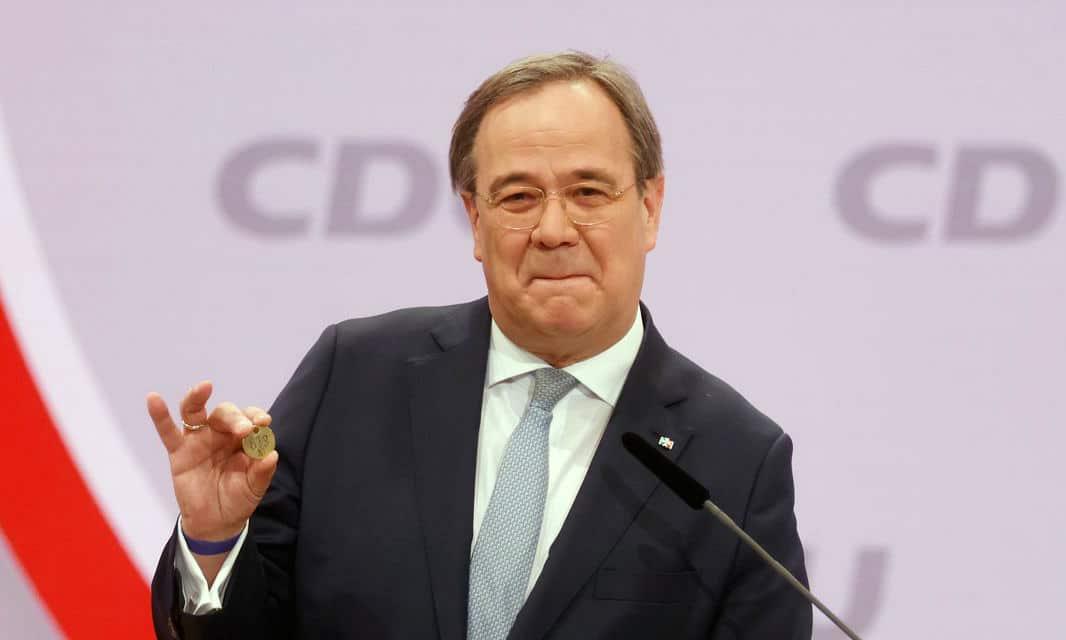 Prorosyjski polityk został wybrany na przywódcę partii rządzącej w Niemczech
