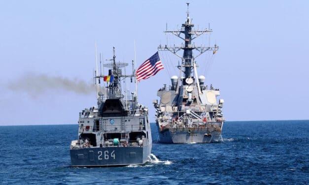 Na Morzu Czarnym rozpoczynają się największe w swej historii coroczne międzynarodowe manewry wojskowe Sea Breeze 2021